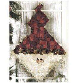 Nine Patch Santa