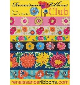 Flower Market Ribbon Pack