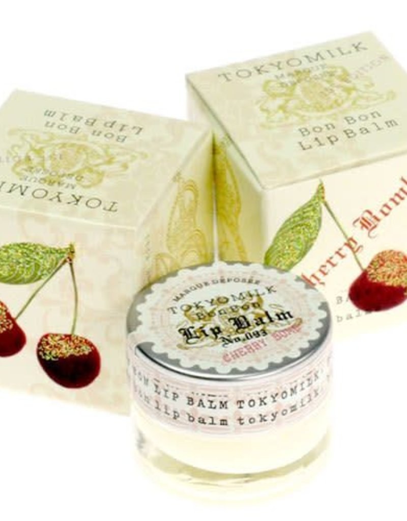 Tokyo Milk lip balm