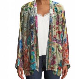 GiG velvet Kimono