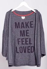make me feel loved Cardi