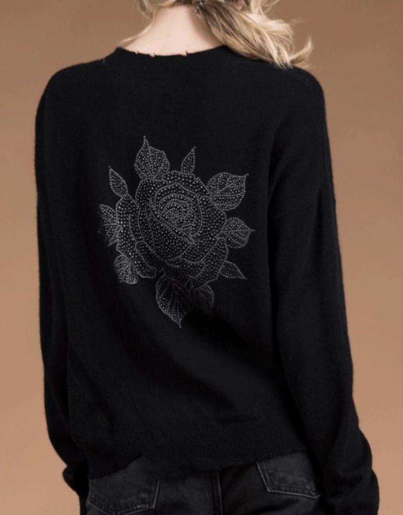 Evan rose sweater