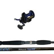 Daiwa fishing Daiwa SL30SH reel and ugly stik Rod and Reel Set