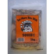 Salty Dog Squid 1kg bait