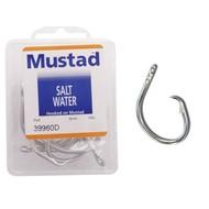 Mustad hooks Mustad 39960D circle hook 16/0 10pk