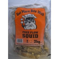 Salty Dog Baby Squid Freeflow 2kg bait