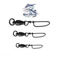 Rite Angler Sail ball bearing 135lb S.W.E snap swivel 2pk