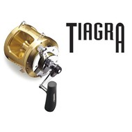 Shimano fishing Shimano Tiagra 80W Reel - Daiwa 6455XXH big game fishing set.