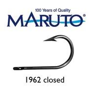 Maruto Hooks Maruto 6/0 game hook closed forged tinned 10pk