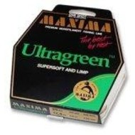 Maxima Ultragreen fishing line 6lb 300m
