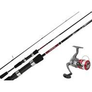 Daiwa fishing Daiwa Spin Set  D-SHOCK DSk25 / F662M rod