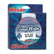 Mason lines Mason Dacron Line 50yd 80lb