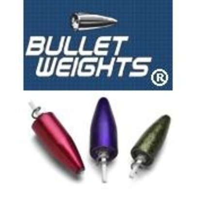 American Bullet weight 3/4oz 2pk screw black