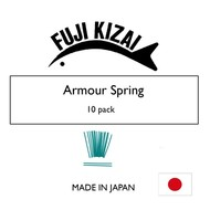 Fuji Kizai Armour spring 2.0mm 10pk