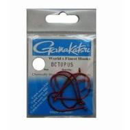 Gamakatsu hooks Gamakatsu Octopus hook red 1/0