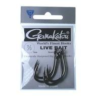 Gamakatsu hooks Gamakatsu live bait hook # 12