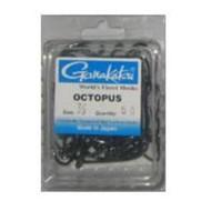 Gamakatsu hooks Gamakatsu Octopus hook black 6/0 bulk 50pk