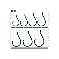 Owner hooks Owner ssw circle hooks standard pack