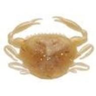 Berkley fishing Berkley gulp softbait 2 inch paddle crab Amber glow