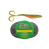 Berkley fishing Berkley gulp softbait Alive 5 inch Crazy legs Lime Tiger