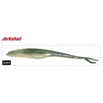 Berkley fishing Berkley gulp softbait 5 inch Jerkshad sardine
