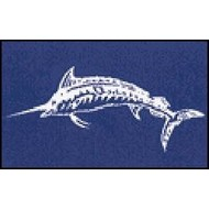 Taylor Catch Flag Marlin 12x18