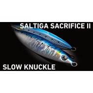 Daiwa fishing Daiwa Saltiga Slow Knuckle Jigs