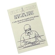 Flex coats Step by step rod building book