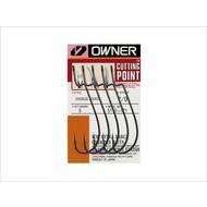 Owner hooks Owner 7/0 5110-171 Oversize Worm hooks 5pk 7/0