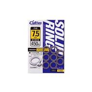Owner hooks Owner solid rings 4.0 9pk