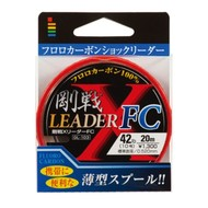 Gosen fishing line Gosen X leader fluorocarbon 30m 20 (#5)