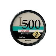Gosen fishing line Gosen OG monofilament line 500m 10lb 3