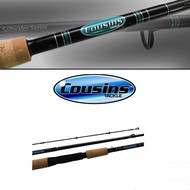 Cousins LWS Light saltwater series LSW 702S rod