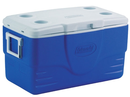 Home · Coleman marine ice box cooler 47L  sc 1 st  Gofish tackle & Coleman marine ice box cooler 47L - GoFish Tackle Aboutintivar.Com