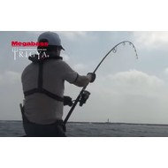 Megabass fishing Megabass TRIGYA T-86 popper rod