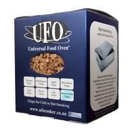 UFO Nodules smoker wood chips