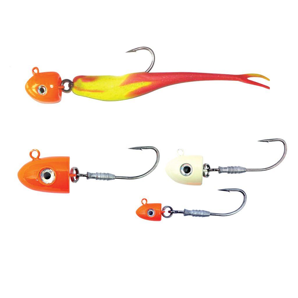 Berkley fishing berkley elevator head 2oz orange 2pk for Berkley fishing com