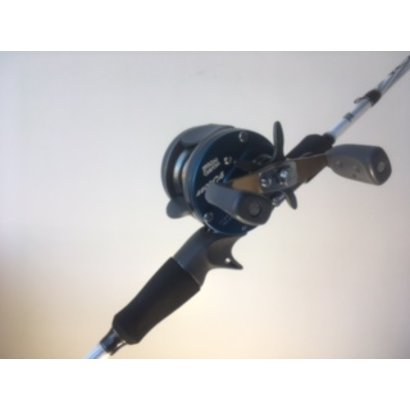 Abu fishing Abu Veritas 601MOH rod & Abu 4600 C4 reel