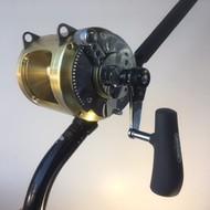 Shimano fishing Shimano Tiagra bent butt rod & Shimano Tiagra 80W reel