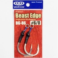 Vanfook Hooks Vanfook  BG-86 Beast Edge assist 4/0