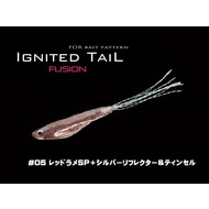 Little Jack lures Little Jack Ignited tail fusion #05 38mm