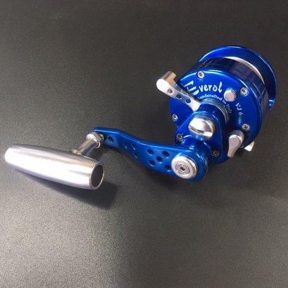 Everol reels Everol VJ6 light jigging reel clicker