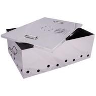 UFO Smoke Box 32L Rivited