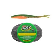 Berkley gulp softbait Alive 5 inch Jerk shad Lime tiger