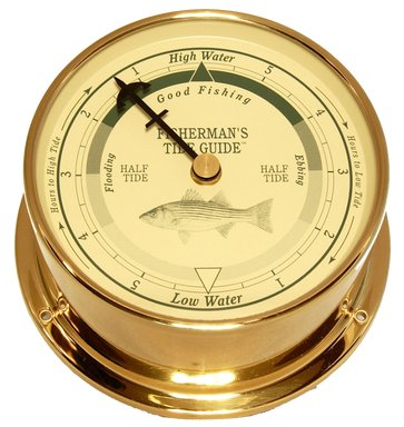 Time and tide wait for fish