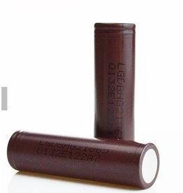 LG LG HG 2 18650 Battery Brown