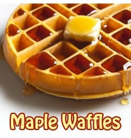 RI e-Cig & Vapes Maple Waffles e-Liquid
