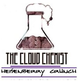 The Cloud Chemist The Cloud Chemist Heisenberry  Crunch