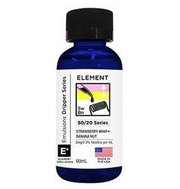 Element Element Strawberry Whip & Banana Nut 60 ML