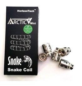 Horizontech Arctic V8 Mini Snake Coils 5 Pack